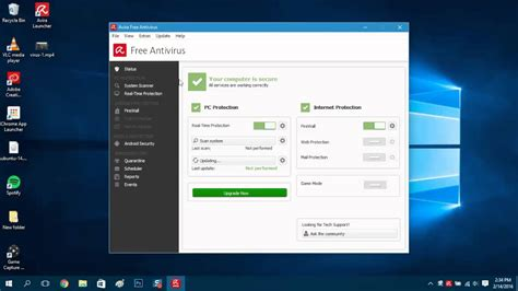 Can Windows 10 Defender and another Antivirus Run Together