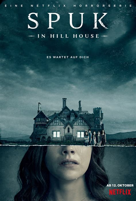 Spuk in Hill House (Serie) - Film 2018 - Scary-Movies