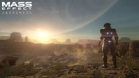 Mass Effect Andromeda Wallpapers in Ultra HD   4K