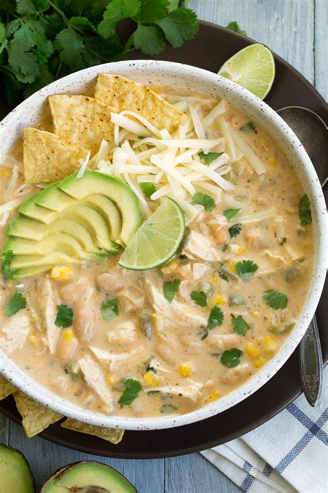White Chicken Chili (BEST EVER!) - Cooking Classy