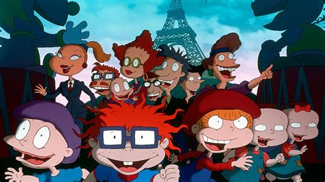 'Rugrats In Paris' Turns 20!: Fun Facts About The Film | Geeks