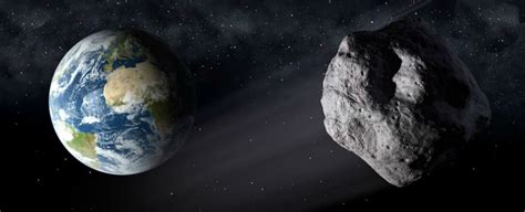 An Asteroid The Size of a Basketball Court Will Approach