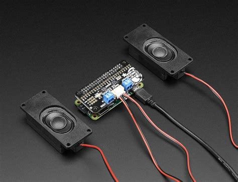 Updated Guide: Play Audio with PyGame – Adafruit Speaker