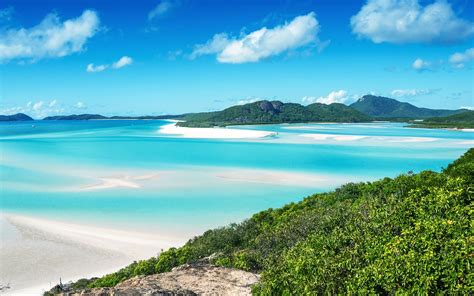 Download wallpapers Whitsunday Island, Australia, tropical