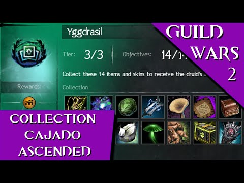 Machined Weapon Set : Guildwars2