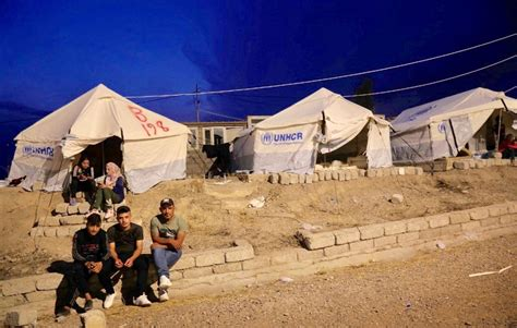 UN opens second camp in Iraq to cope with Syrian Kurd