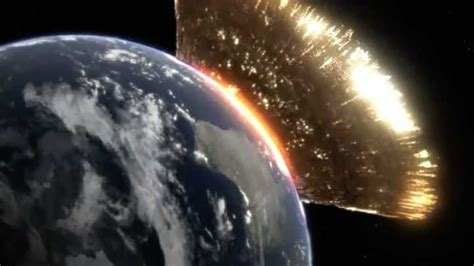This Is What It Would Look Like If A Huge Asteroid Hit The