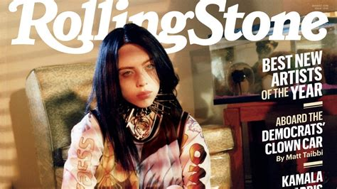 Billie Eilish Opens Up About Her Struggles With Body