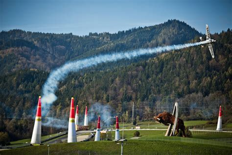 Red Bull Air Race: Hannes Arch in Spielberg unschlagbar