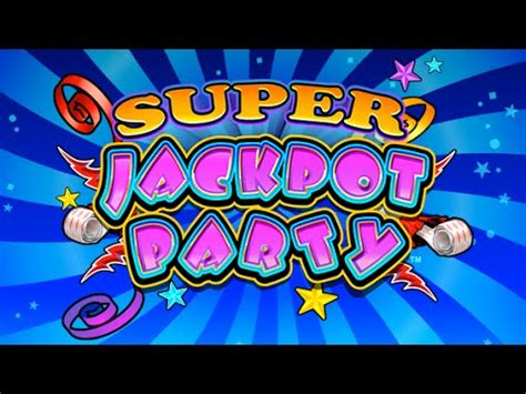 SUPER JACKPOT PARTY™ online casino slot game from WILLIAMS