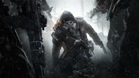 Tom Clancys The Division Survival 4K Wallpapers   HD