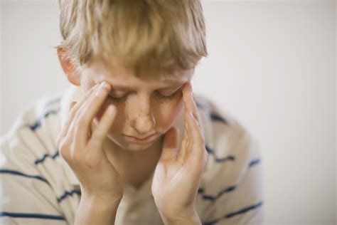 Children more likely to have a headache before a stroke