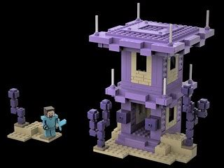 Flickr: The LEGO Minecraft Creations Pool