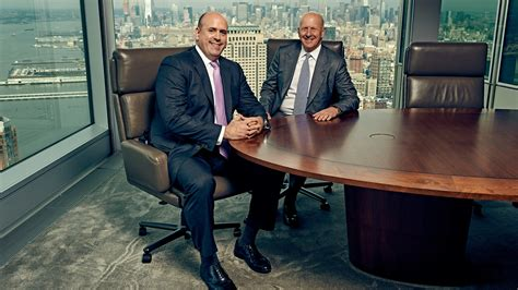 Inside the Race for the Top Job on Wall Street - The New