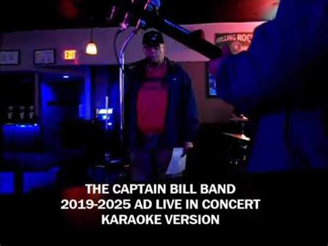 The Captain Bill Band 2020-2025 Ad Live - Like to Do, the