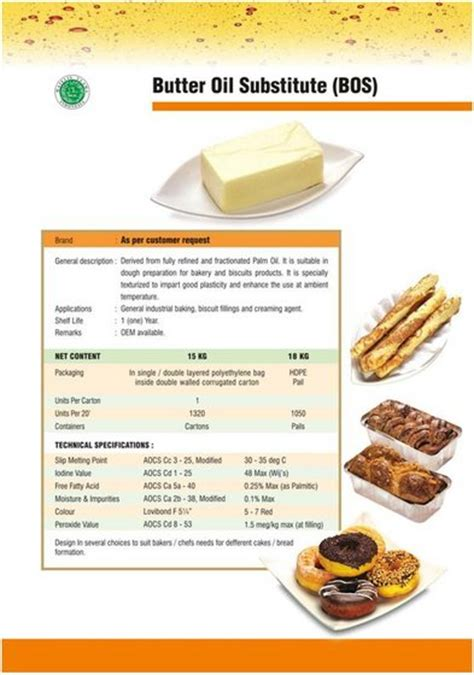 Butter Oil Substitute(id:6215294) Product details - View