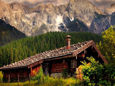 Free photo: Lonely Cabin - Alone, Cabin, Cold - Free