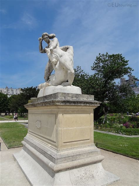 Hercules And Minotaur Statue In Tuileries Gardens - Page 8