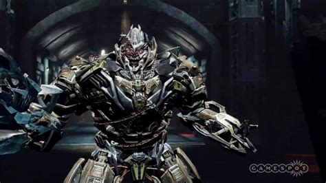 Transformers Dark of the Moon Game Second Trailer