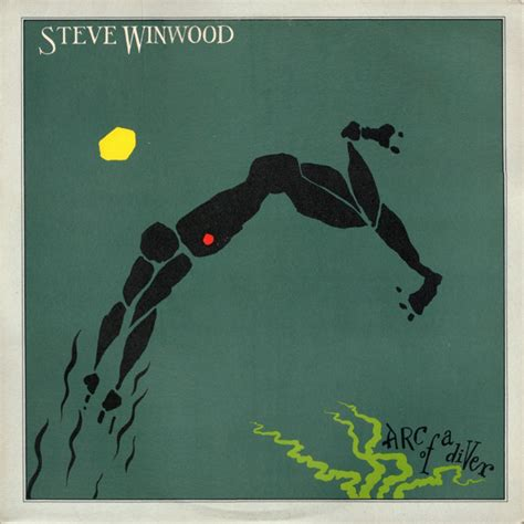 Steve Winwood - Arc Of A Diver | Releases | Discogs