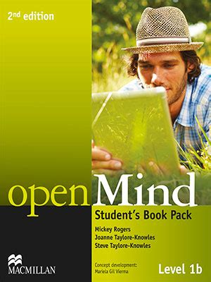 Macmillan Open Mind English Course for Adult Download for