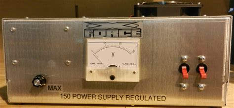 150 Amp Variable Regulated Power Supply