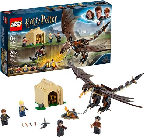 LEGO Harry Potter and The Goblet of Fire Hungarian