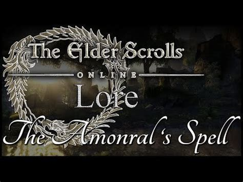 [ESO - Audio] Eidetic Memory Lore - The Amronal's Spell