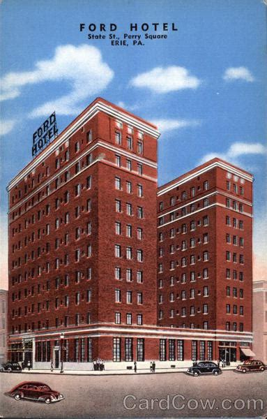 Ford Hotel Erie, PA