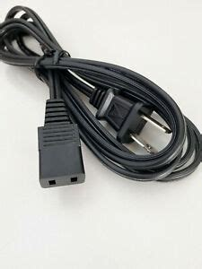 AC / POWER SUPPLY CORD FOR ELNA 5000 6000 7000 8000 9000